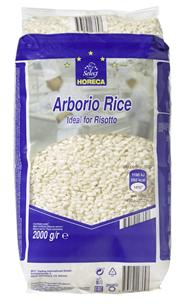 Horeca Select Risotto Reis lose, aus Italien 2 kg Beutel