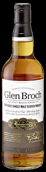 Glen Broch Single Malt 40 % Vol 0,7 l Flasche
