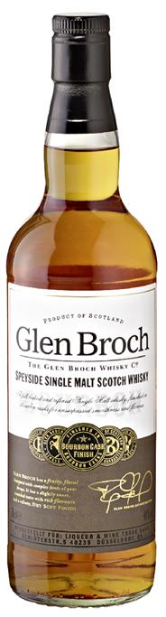 Glen Broch Single Malt 40 % Vol 6 x 0,7 l Flaschen