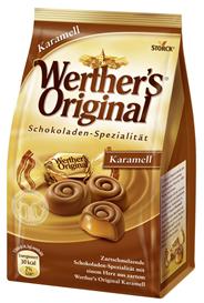 Werther's Original Karamell 153 g Beutel