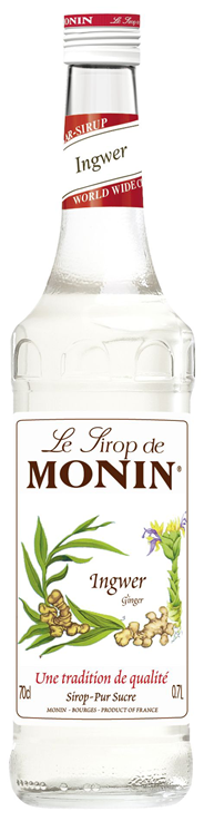 Monin Sirup Ingwer - 6 x 700 ml Flaschen
