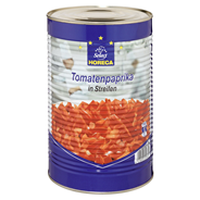 Horeca Select Tomatenpaprika in Streifen 4,25 l Dose