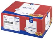 METRO Chef Frikadellen tiefgefroren, gebraten, aus Schweine- und Rindfleisch, 64 Stück à ca. 125 g, deutsche Herstellung ca. 8 kg Karton