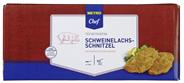METRO Chef Schweinelachsschnitzel tiefgefroren, küchenfertig, paniert, 40 Stück à 200 g ca. 8 kg Karton