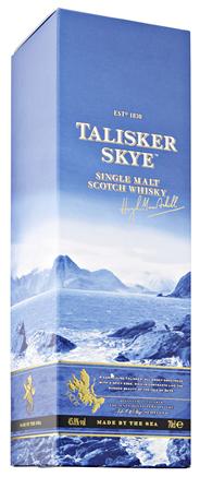 Talisker Skye Single Malt Scotch Whisky 45,8 % Vol. 0,7 l Flasche