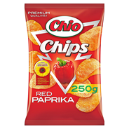 Chio Red Paprika Chips 250 g Beutel