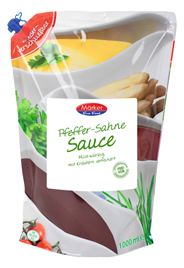 Märker Pfeffer-Sahne-Sauce 1 l