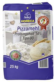 Horeca Select Pizzamehl Proteingehalt 14 %, Type 00 25 kg Sack