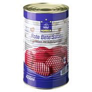 Horeca Select Rote Bete Salat in Scheiben, mit Süßungsmittel 4,25 l Dose