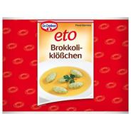 Dr. Oetker Professional Brokkoli Klößchen 6 x 1 kg Beutel