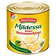 Hengstenberg Weinsauerkraut mild 2,65 l Dose
