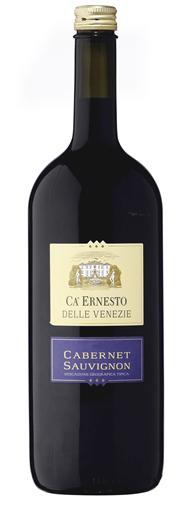 Ca'Ernesto Delle Venezie Cabernet Sauvignon Rotwein - 6 x 1,50 l Flaschen