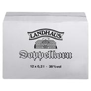 Landhaus Doppelkorn 38 % Vol. 12 x 0,2 l Flaschen