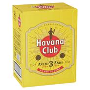 Havana Club Añejo 3 Años Rum 40 % Vol. 6 x 0,7 l Flaschen