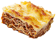 Horeca Select Lasagne Bolognese tiefgefroren, 4 Stück á 375 g, vorgegart 1,5 kg Faltschachtel