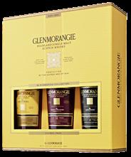 Glenmorangie Core Range Highland Single Malt Scotch Whisky 43 % Vol. 2 x 3 x 0,35 l Geschenkpackungen