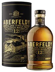 Aberfeldy Highland Single Malt Scotch Whisky 12 Years Old 40 % Vol. 6 x 0,7 l Flaschen