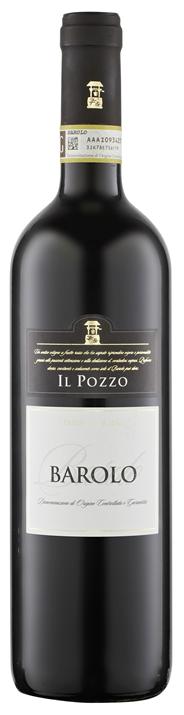 Il Pozzo Barolo Rotwein - 6 x 0,75 l Flaschen