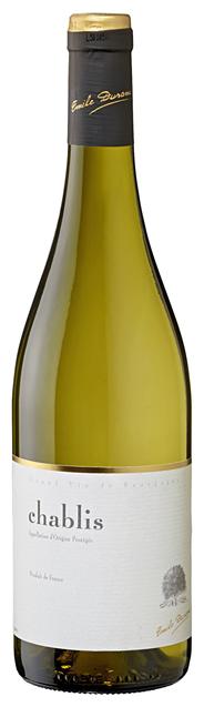 Emile Durand Chablis Weißwein 6 x 0,75 l Flaschen