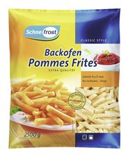 Schne-Frost Backofenfrites 4 x 2,5 kg Beutel
