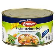Erasco Pichelsteiner Topf Gemüseeintopf mit Rindfleisch 4,5 kg Dose