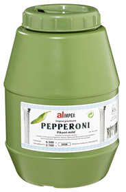 Alimpex Peperoni mild 4,75 l Kanister