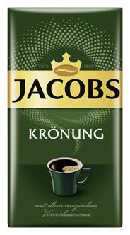 Jacobs Krönung gemahlen, vak.-verpackt 12 x 500 g Packungen