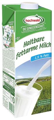 Hochwald H-Milch 1,5 % Fett 12 x 1 l