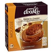 Nestlé Docello Mousse au Chocolat Vollmilch Dessertpulver 1 kg Packung