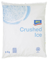 Aro Crushed Ice 5 kg Beutel