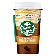 Starbucks Coffee Discoveries Caramel Macchiato 220 ml Becher