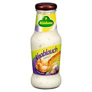 Kühne Würzsauce Knoblauch 250 ml Flasche