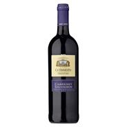 Ca'Ernesto Cabernet Sauvignon Rotwein DOC Qualitätswein mit kontrollierter Ursprungsbezeichung 0,75 l Flasche