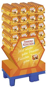 Ferrero Küsschen 96 x 178 g Packungen