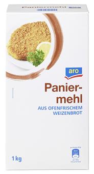 aro Paniermehl 1 kg Packung