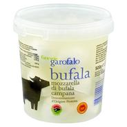 Fattorie Garofalo Mozzarella di Bufala 52 % Fett 6 x 20 x 25 g Becher