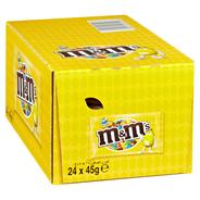 M & M's Peanut 24 x 45 g Karton