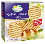 Frischpack Grill & Bratkäse Natur 45 % Fett 750 g