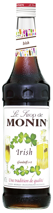 Monin Sirup Irish Cream - 6 x 700 ml Flaschen