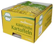 Popp Delikatess Garkartoffeln gesalzen 4 x 3 kg Beutel