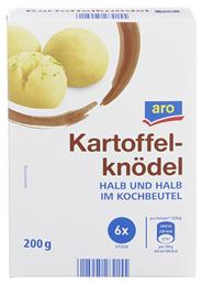 aro Knödel halb & halb im Kochbeutel 6 Stück Packung