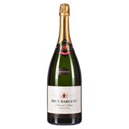 Brut Dargent Blanc de Blancs Chardonnay Sekt 6 x 1,5 l Flaschen