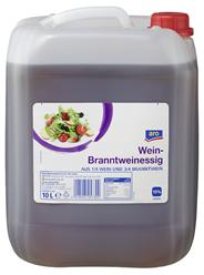 Aro Branntweinessig 10 % Säure 10 l Kanister