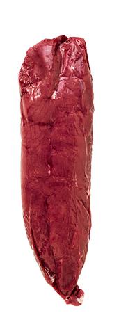 Hirsch-Filet frisch, 2 Stück ca. 300 g, Gastro-Zuschnitt, neuseeländische Herkunft, vak.-verpackt ca. 600 g