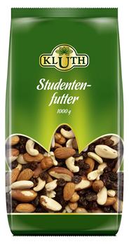 STUDENTENFUTTER 1kg                                    KLUTH
