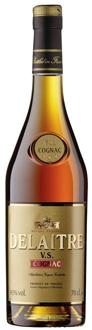 Delaitre Cognac 40 % Vol. 6 x 0,7 l Flaschen
