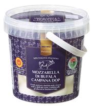 METRO Premium Büffelmozzarella Kugeln 52 % Fett i. Tr. - 500 g Becher