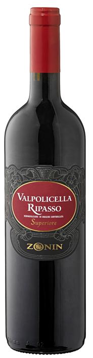 Movano Valpolicella Superiore Ripasso Rotwein DOC Qualitätswein mit kontrollierter Ursprungsbezeichnung 6 x 0,75 l Flaschen