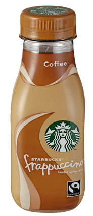 Starbucks Frappuccino Coffee 250 ml Flasche