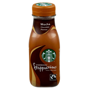 Starbucks Frappuccino Mocha Chocolate Flavour 250 ml Flasche